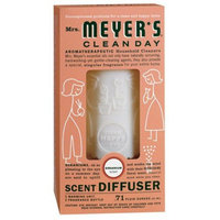 Mrs. Meyer's Clean Day Scent Diffuser, Geranium (Pack of 2)