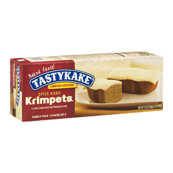 Tastykake® Spice Kake Krimpets