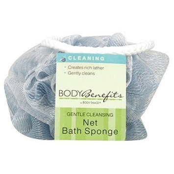 Body Image Body Benefits Net Bath Sponges