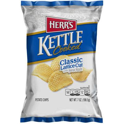 Herr's® Lattice Cut Kettle Chips