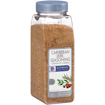 McCormick Culinary® Caribbean Jerk Seasoning