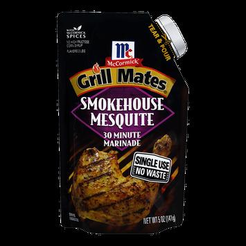 McCormick® Grill Mates Smokehouse Mesquite Single Use Marinade