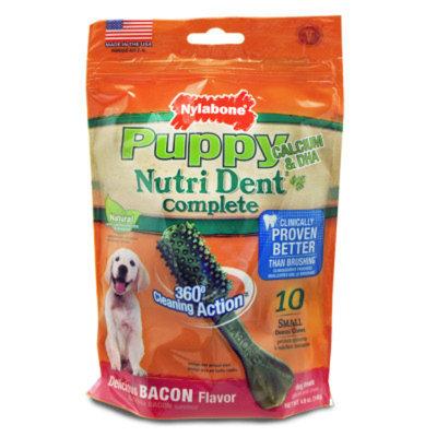 Nylabone NutriDent Complete Puppy Dental Chews