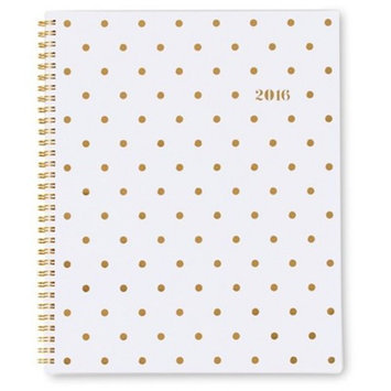 Sugar Paper Planner 2016 Weekly/Monthly 8.5x11