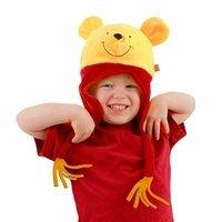 Elope Costumes Winnie the Pooh Hoodie Child Hat