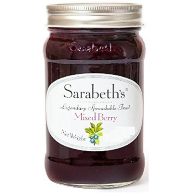 Sarabeth Kitchen FRT SPRD, MIXED BERRY, (Pack of 6)