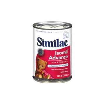 Abbott Nutrition Similac Soy Isomil w/OptiGRO, 13 oz. Can Part No. 5697578 Qty 1 Each