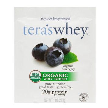 tera's whey Organic Whey Protein Blueberry