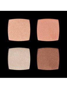 DeVita Absolute Minerals absolute EYES quad pod (Coral Melange Collection)