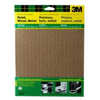 3m 3M 9005NA Aluminum 9in x 11in Oxide Sandpaper