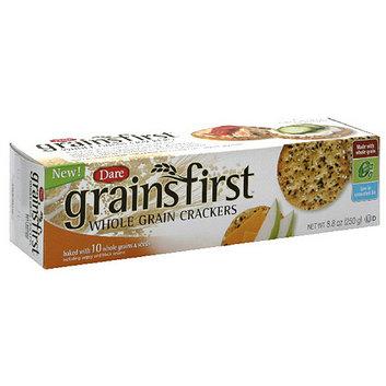 Dare Grainsfirst Whole Grain Crackers