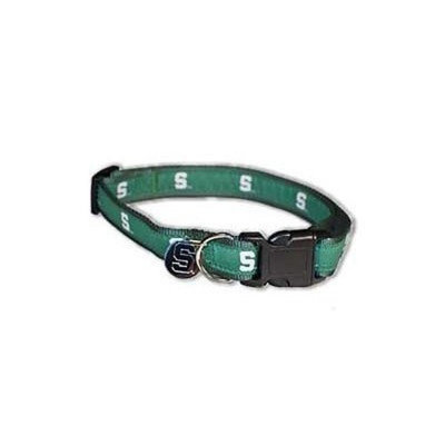 Sporty K9 Dog Collar - Michigan State University