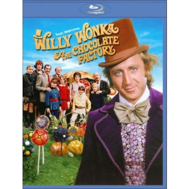 Willy Wonka & the Chocolate Factory (Blu-ray) (Widescreen)