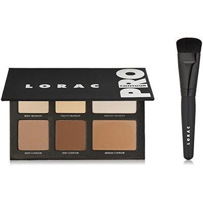 LORAC PRO Contour Palette & Exclusive Makeup Brush