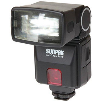 Sunpak SUNPAK SPKDF3000CXB Df3000 Digital Flash For Canon Dslr Cameras