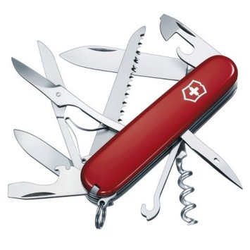 Victorinox Swiss Army Huntsman Knife with Clip Pouch