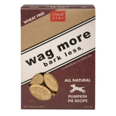 Cloud Star Wag More Bark Less Oven Baked Dog Treats