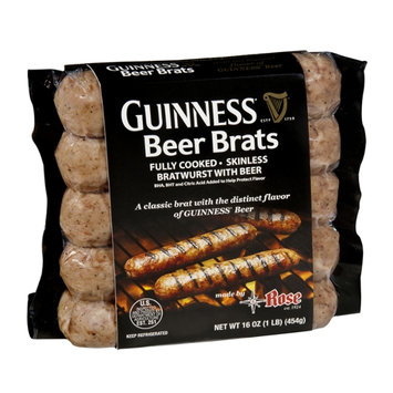 Guinness Beer Brats