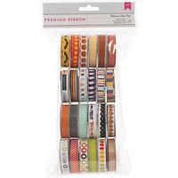 American Crafts Boutique Premium Ribbon Value Pack - 24 Spools