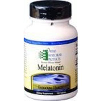 Ortho Molecular Product Melatonin -- 1 mg - 100 Tablets