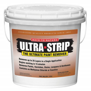 Ultra-strip BACKTONATURE US01 Paint and Varnish Remover, 1 gal.
