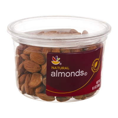 Ahold Natural Almonds