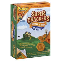 Funleys Funley's Crackers, Cheddar N' Stuff Broccoli, 4.23-Ounce