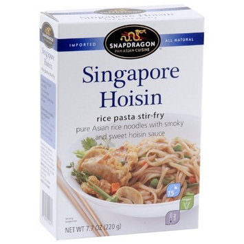 Snapdragon Mu Shu Rice Pasta Stir-Fry, 7.7-Ounce Boxes (Pack of 6)