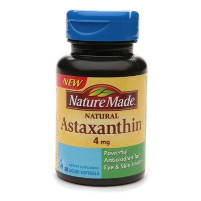 Nature Made Astaxanthin 4mg