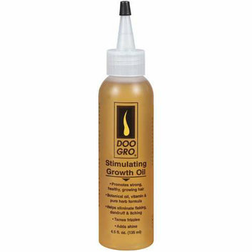 Doo Gro : Hair Growth Oil Hair Care Stimulating Growth Oil