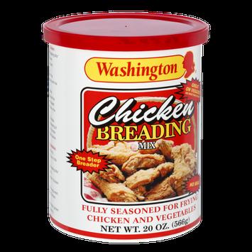 Washington Chicken Breading Mix