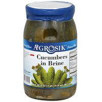 Krakus Agrosik Cucumbers In Brine