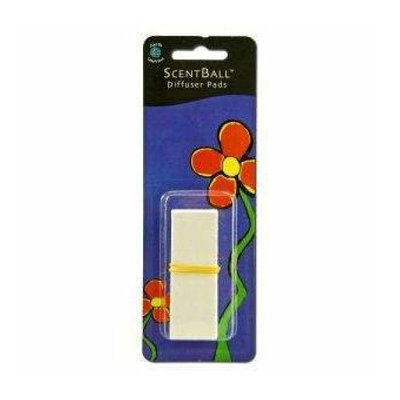 Earth Solutions Scentball Aromatherapy Diffuser Pads 5 Pads