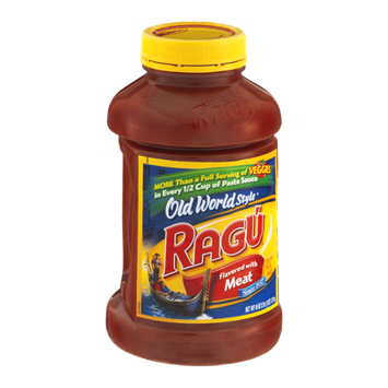 Ragu Old World Style Meat Pasta Sauce