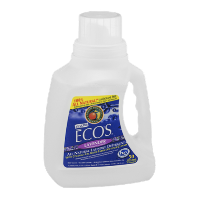 Ecos All Natural Laundry Detergent Lavender