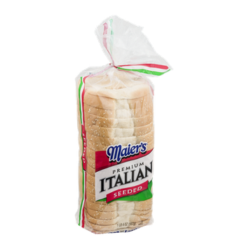 Maier's Premium Italian Seeded