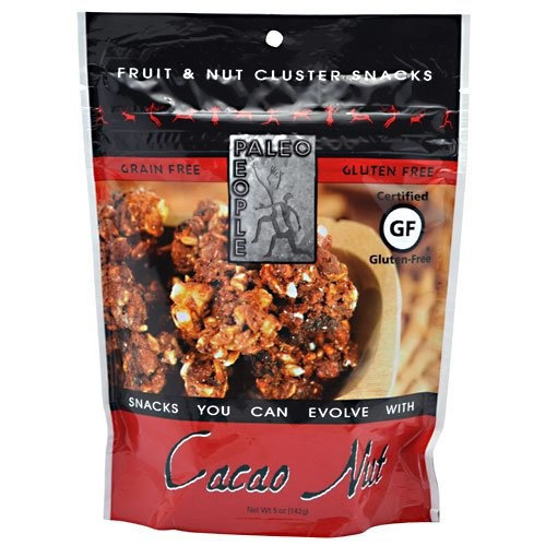 Paleo People Cacao Nut Granola, 5 Ounce