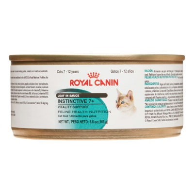 Royal Canin Feline Health Nutrition Oral Mature Senior Canned Cat Food