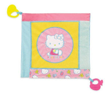 Hello Kitty Teether Blanket HK38005