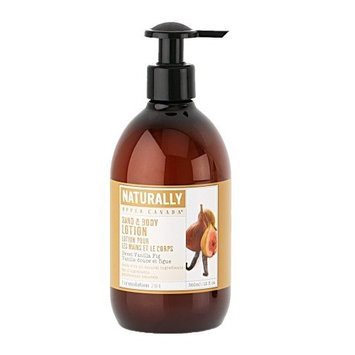 Upper Canada Soap Naturally Hand and Body Lotion, Sweet Vanilla Fig, 32.5-Ounce