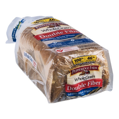 Pepperidge Farm® Double Fiber Soft Whole Wheat Bread