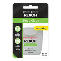Reach Deep Clean Texturized Floss