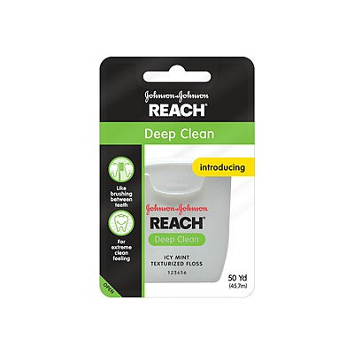 REACH® Deep Clean Texturized Floss