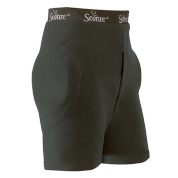 Secure Male Hip Protector - Waist: 32in-35in