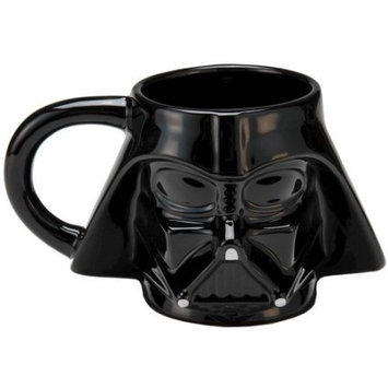 Vandor Star Wars Darth Vader Head Sculpted Ceramic Mug