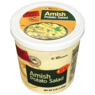 Walmart Amish Potato Salad 2 Lb.