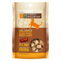 Simply NourishTM Oven Dried Cat Treat