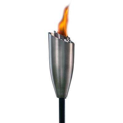 Generic TIKI Brand Premium Stainless Steel Torches, Set of 2