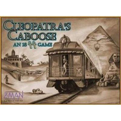 Z Man Games Cleopatra's Caboose