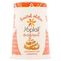 Yoplait® Original Limited Edition Cinnamon Roll Low Fat Yogurt